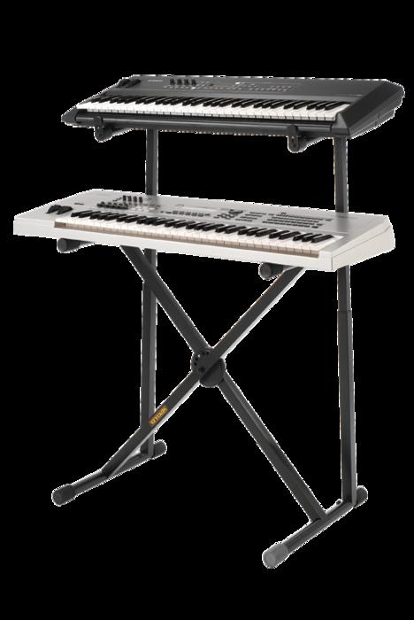 Keyboardst 228 Nder F 252 R 2 Ger 228 Te X Style Von Hercules Hc Ks 210b